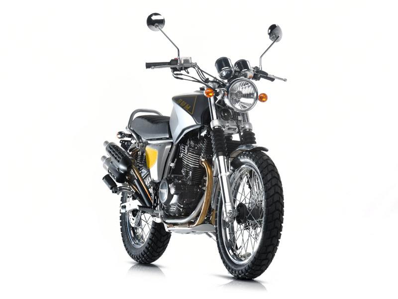 swm motorcycles silver vase. Black Bedroom Furniture Sets. Home Design Ideas