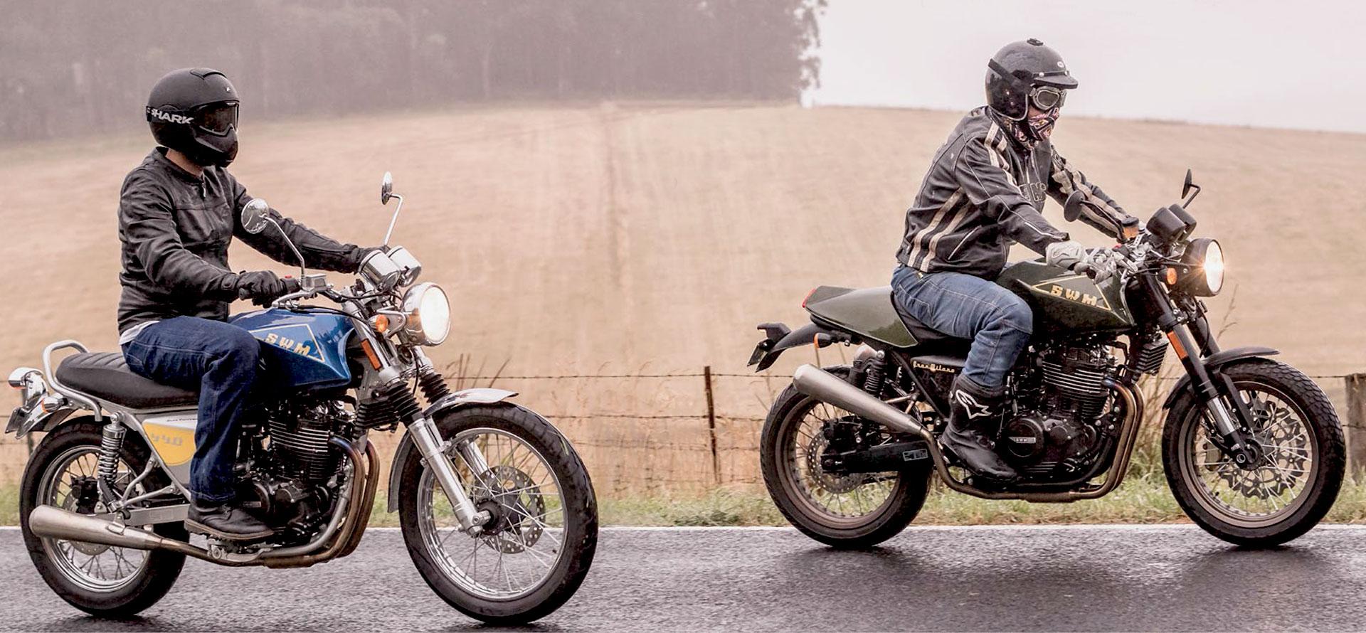 SWM Silver Vase 440 scrambler review - Motorbike Writer
